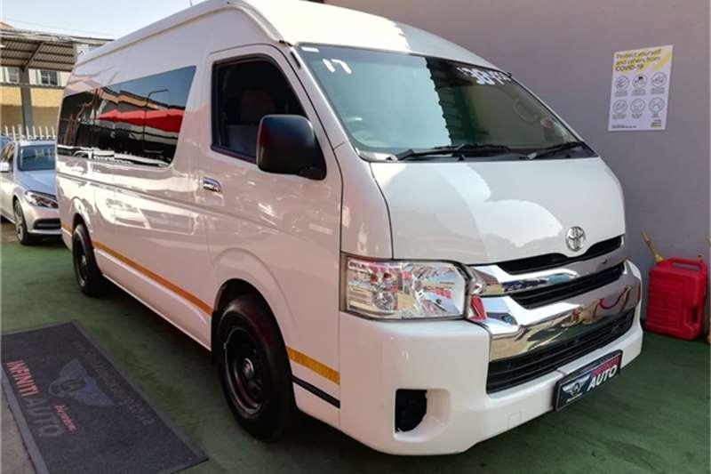 Toyota Quantum 2.7 GL 14 seater bus 2013