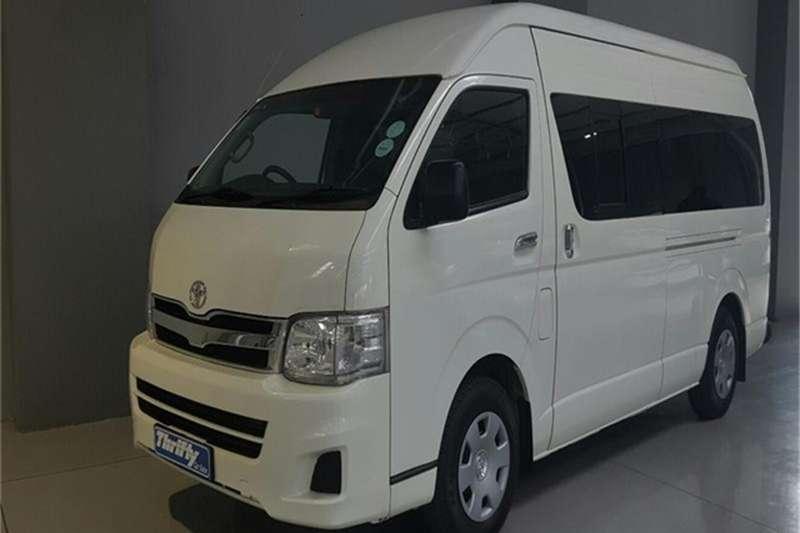 Toyota Quantum 2.7 GL 14 seater bus 2016