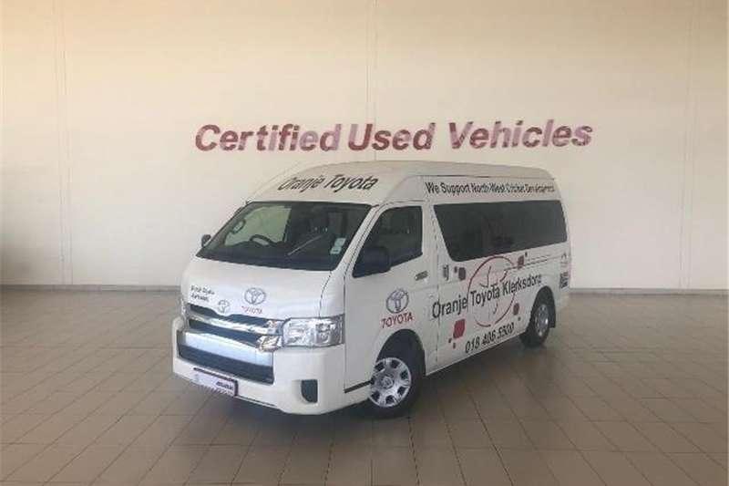 Toyota Quantum 2.7 GL 14 seater bus 2018