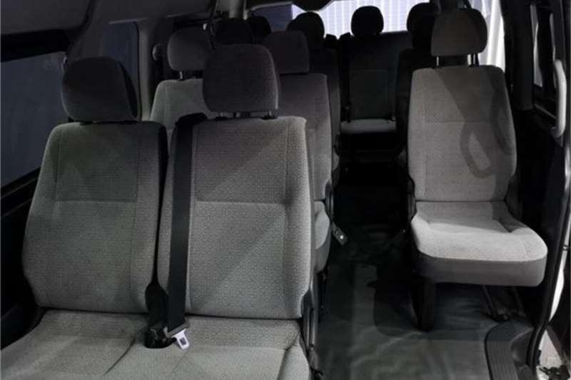 Used 2018 Toyota Quantum 2.7 GL 14 seater bus