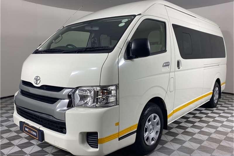 2019 Toyota Quantum Quantum 2.7 GL 14-seater bus