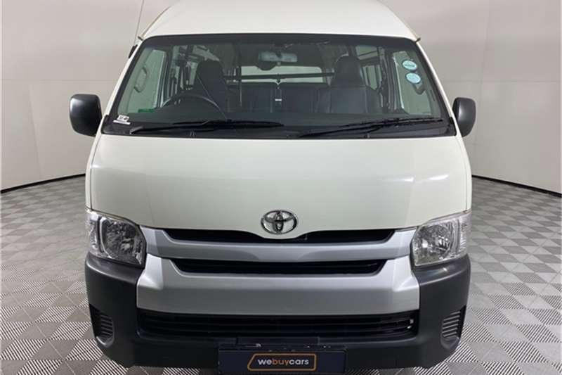 Used 2019 Toyota Quantum 2.7 GL 14 seater bus