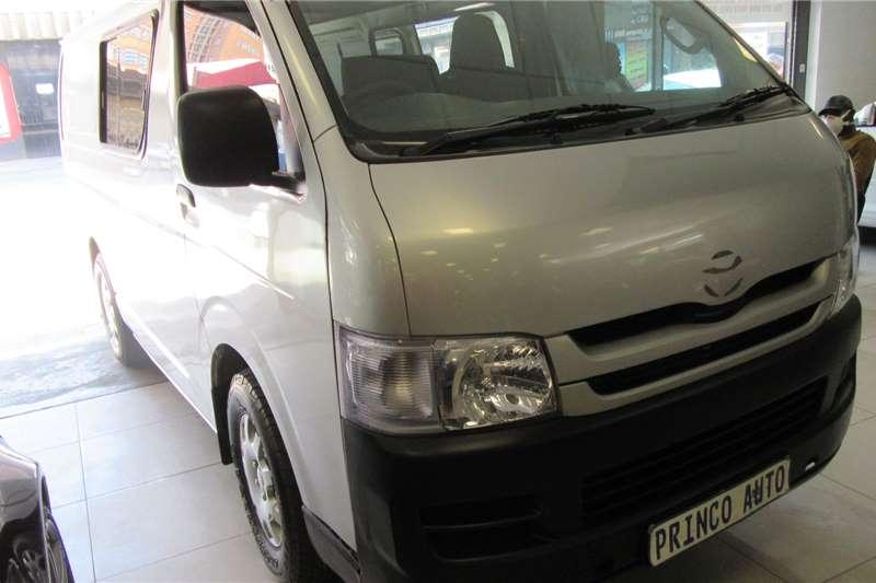 2008 Toyota Quantum