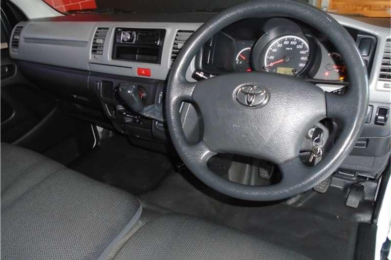 Toyota Quantum 2.7 panel van 2012