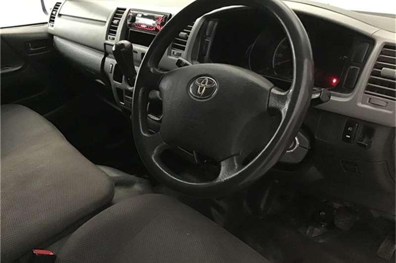 Toyota Quantum 2.7 panel van 2013