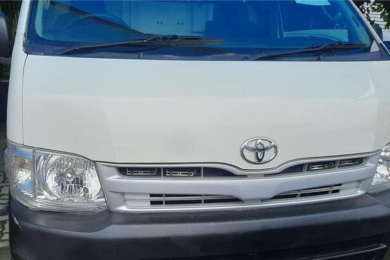 2015 Toyota Quantum Quantum 2.7 panel van