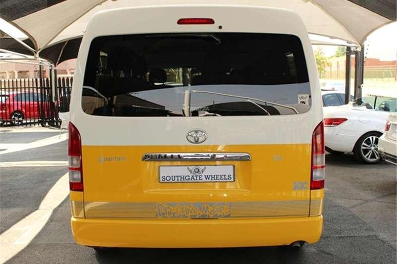 Toyota Quantum 2.7 Ses'fikile 2008
