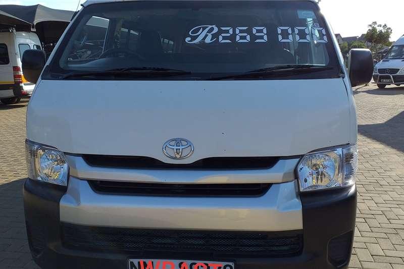 Toyota Quantum 2.7 Ses-fikile 2012
