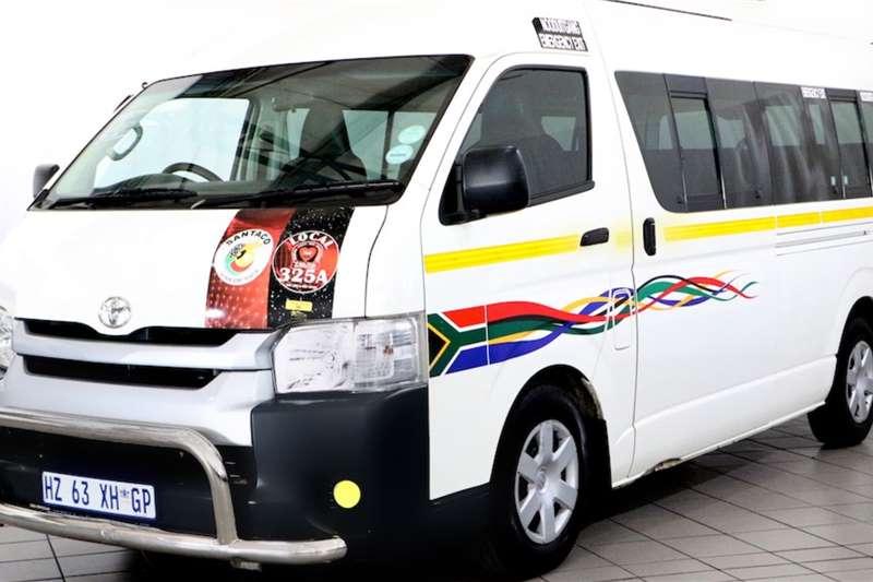 Toyota Quantum 2.7 Sesfikile 16 Seat 2019
