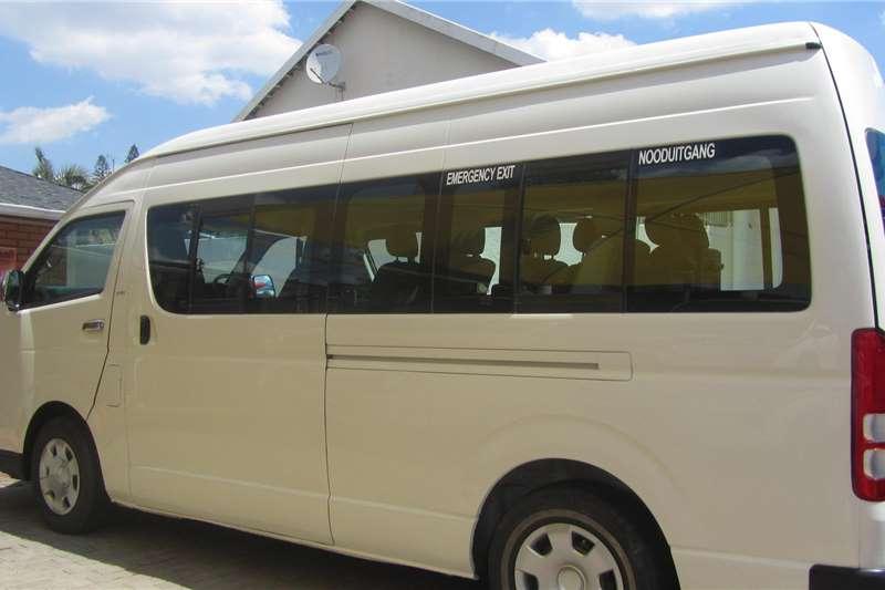 Toyota Quantum 2.7 Sesfikile 2011