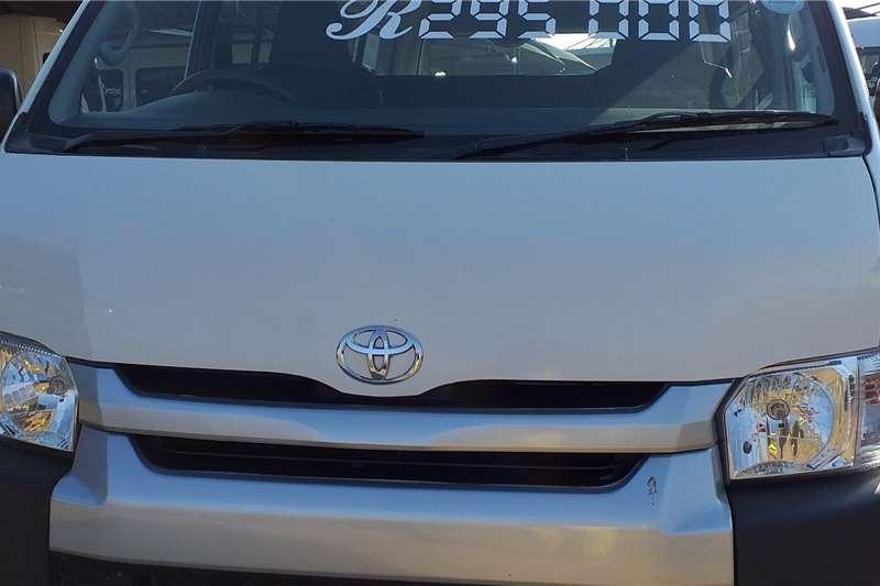 Toyota Quantum 2.7 Sesfikile 2017