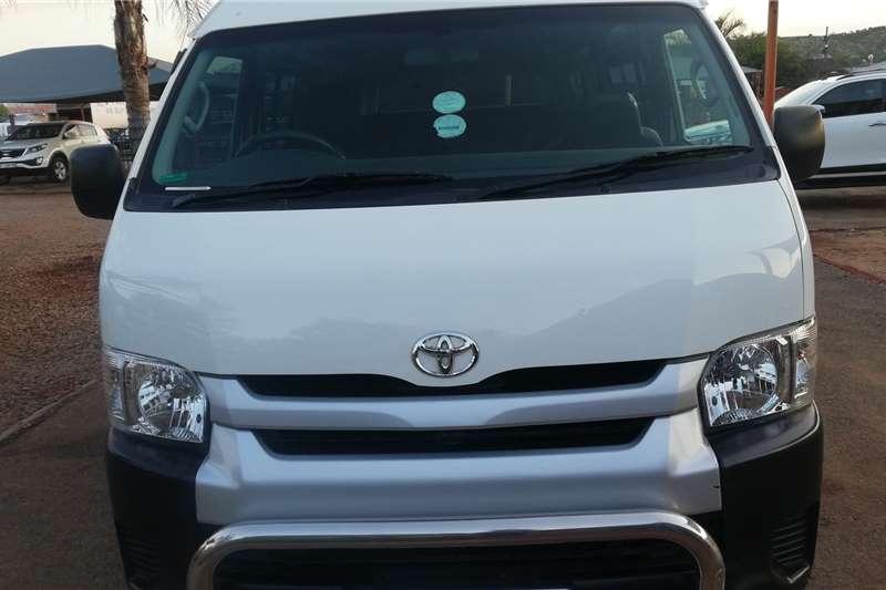 Toyota Quantum 2.7 Sesfikile 2018