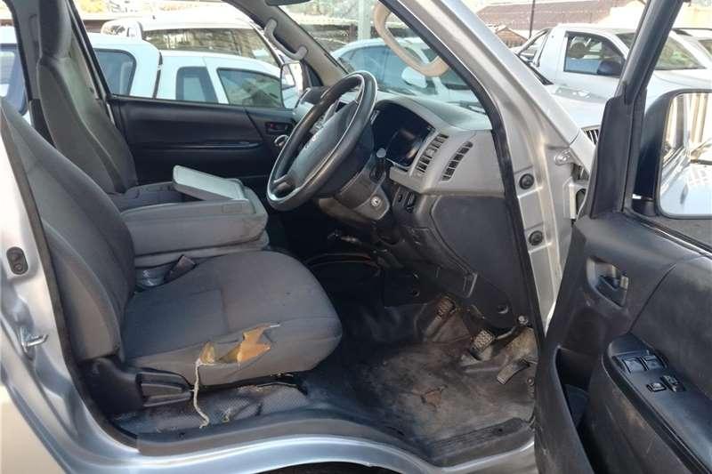 Used 2010 Toyota Quantum