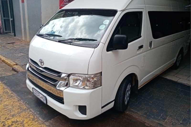 Toyota Quantum 2014