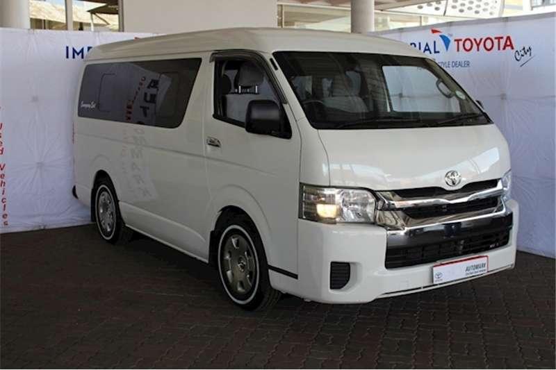Toyota Quantum 2.7 GL 10 seater bus