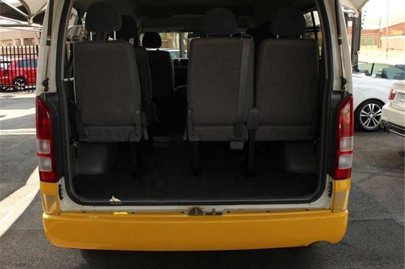 2008 Toyota Quantum 2.7 Ses'fikile