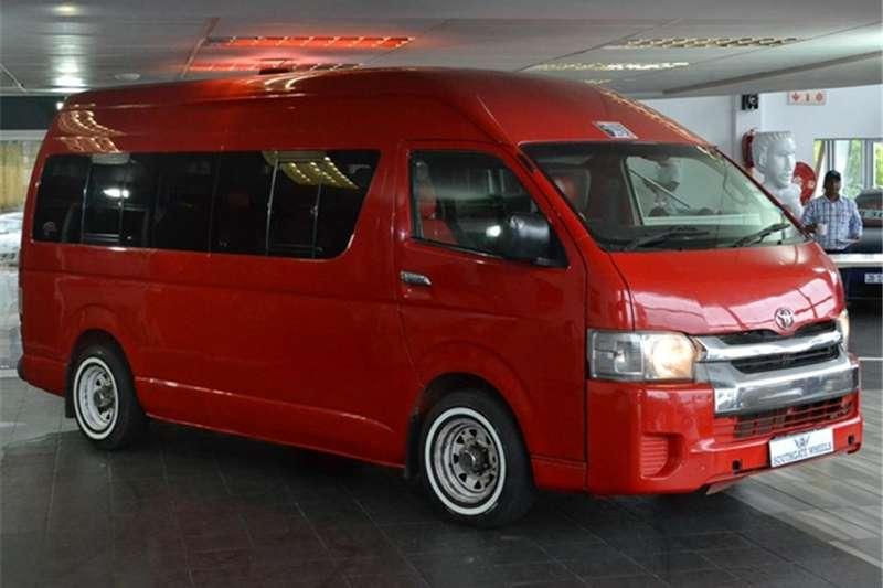 2009 Toyota Quantum 2.7 Ses'fikile