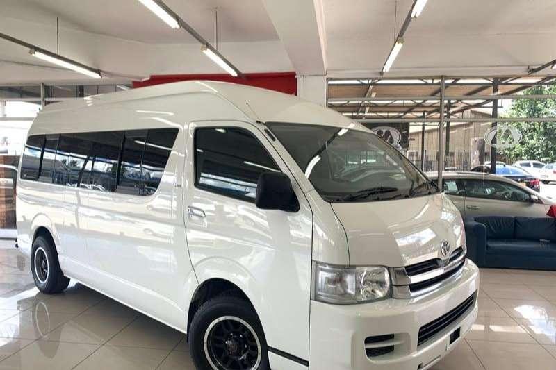 2011 Toyota Quantum 2.7 GL 14 seater bus