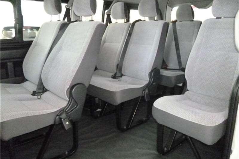 2017 Toyota Quantum 2.7 GL 10 seater bus