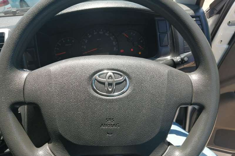2018 Toyota Quantum