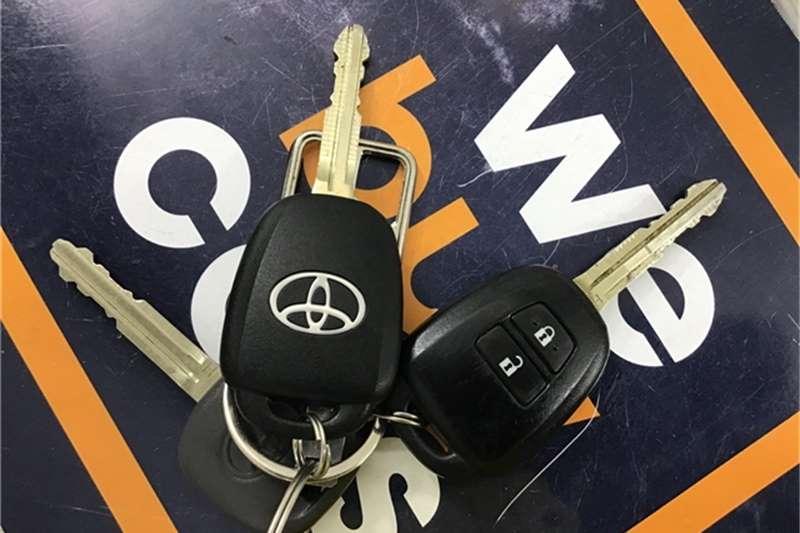 2019 Toyota Quantum