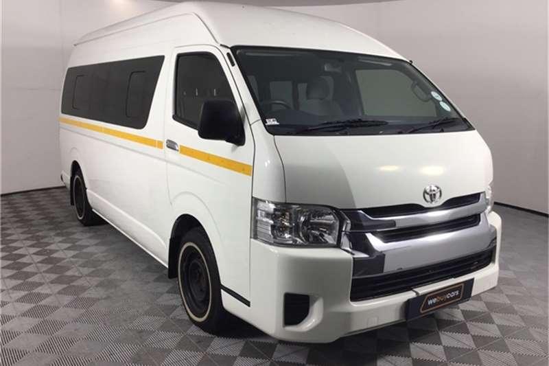 2014 Toyota Quantum