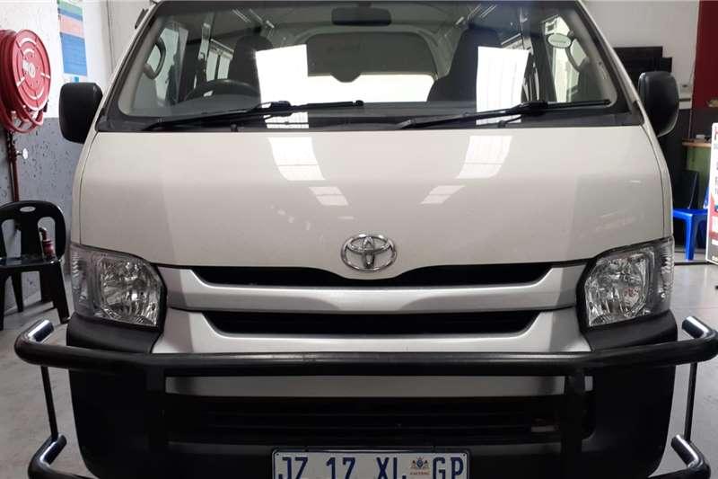 2015 Toyota Quantum