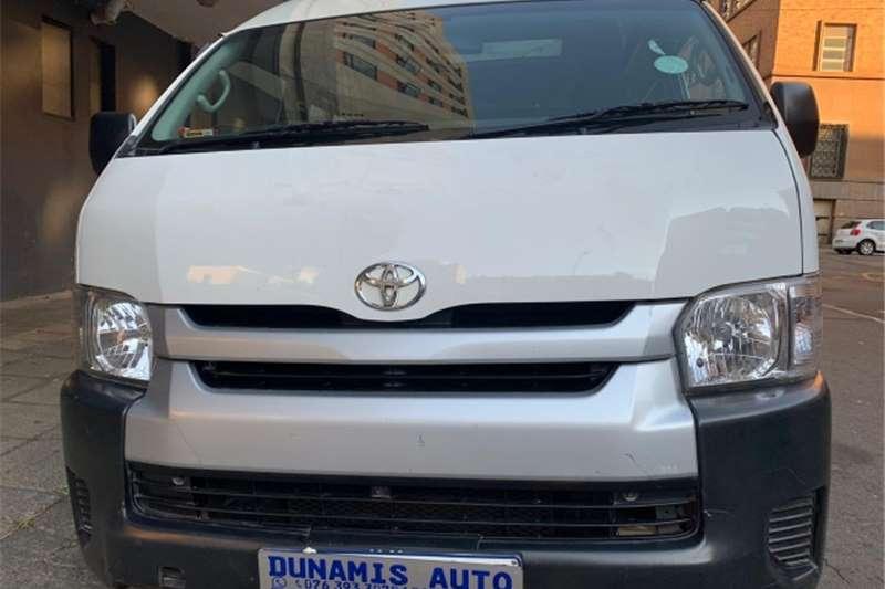 2012 Toyota Quantum LWB bus