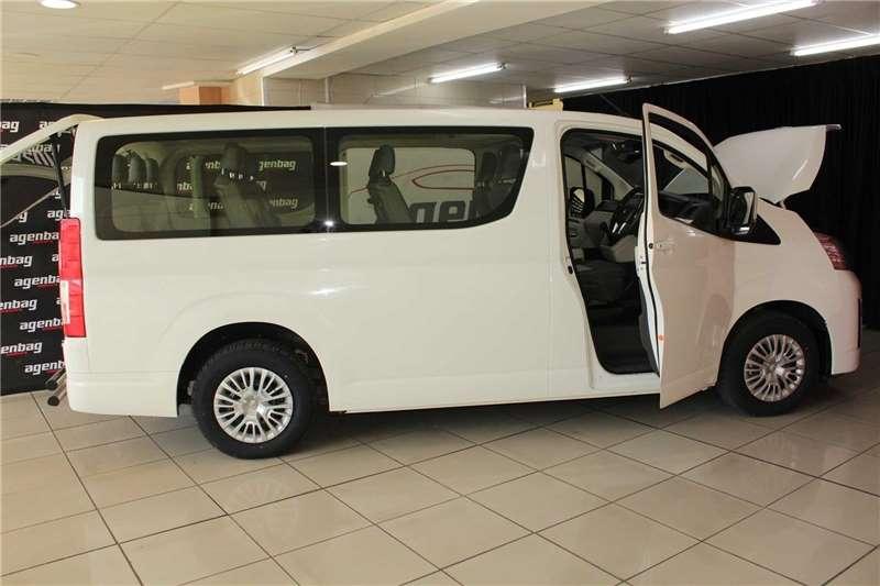 Used 2019 Toyota Quantum LWB Bus