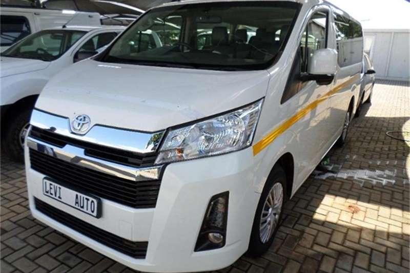 Toyota Quantum LWB Bus QUANTUM 2.8 GL 11 SEAT 2019