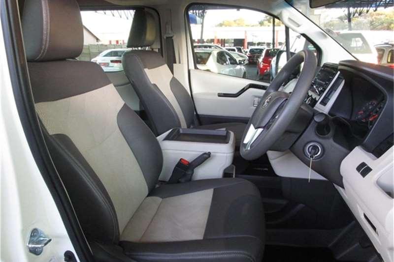 2020 Toyota Quantum LWB bus QUANTUM 2.8 GL 11 SEAT