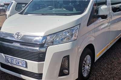 2019 Toyota Quantum LWB bus