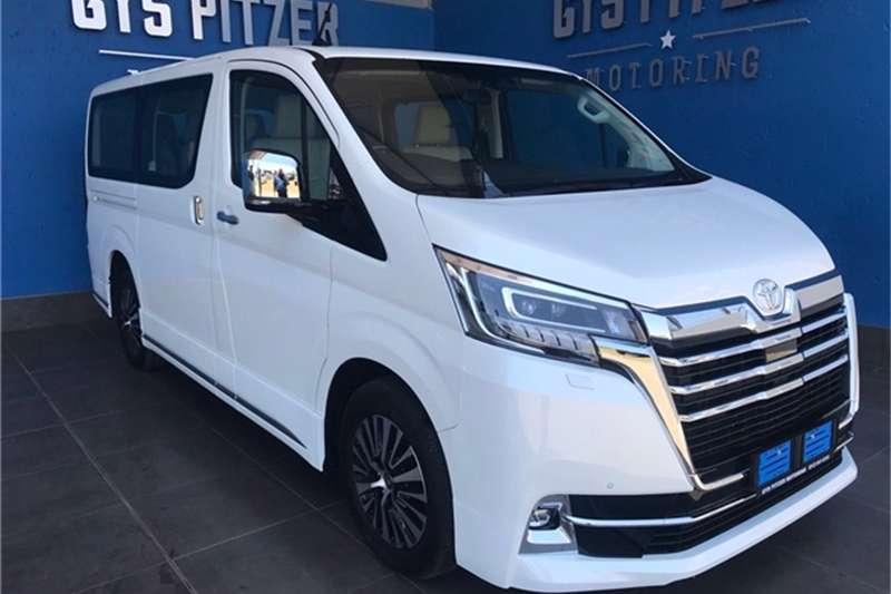 Toyota Quantum LWB Bus QUANTUM 2.8 VX 9 SEAT 2019