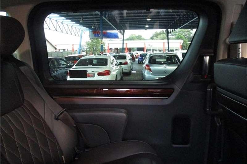 2020 Toyota Quantum LWB bus QUANTUM 2.8 VX 9 SEAT