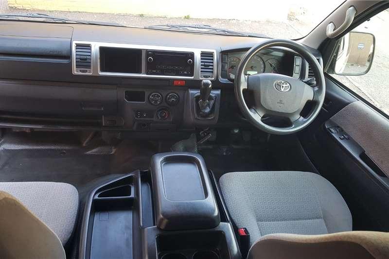 Toyota Quantum LWB Crew Cab QUANTUM 2.8 LWB CREWCAB F/C P/V 2014