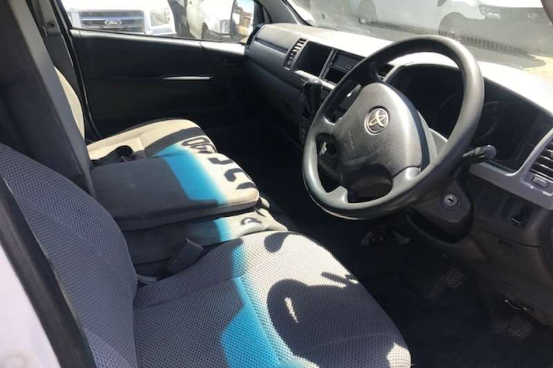 2009 Toyota Quantum LWB panel van