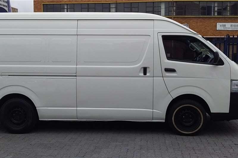 Toyota Quantum Panel Van QUANTUM 2.5 D 4D F/C P/V 2013