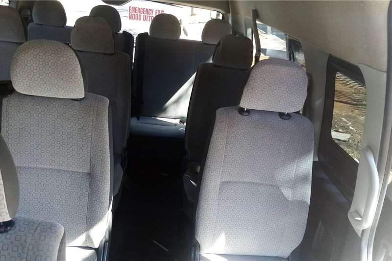 2014 Toyota Quantum Sesfikile QUANTUM 2.7 SESFIKILE 16s