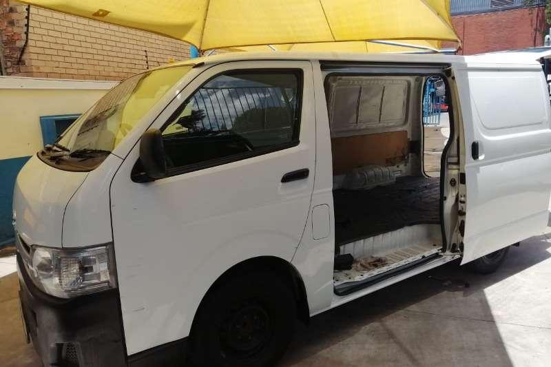 Toyota Quantum Sesfikile QUANTUM 2.7 SESFIKILE 16s 2012