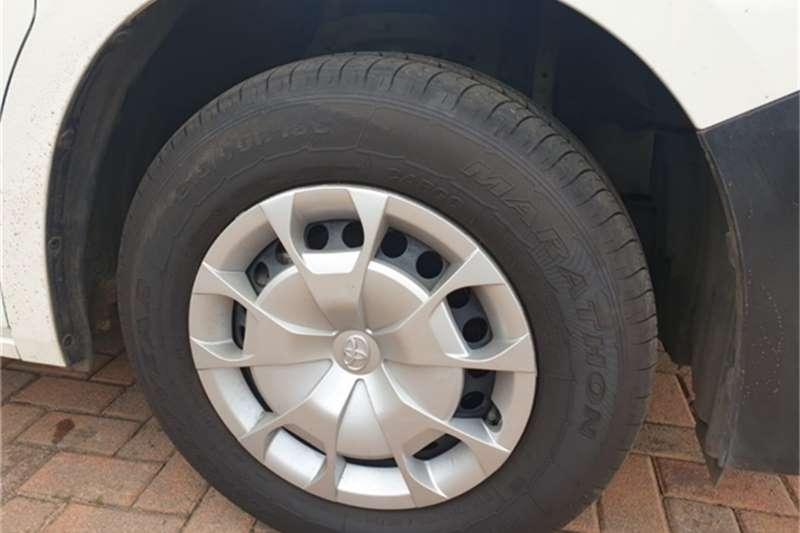 2020 Toyota Quantum SLWB panel van QUANTUM 2.8 SLWB F/C P/V