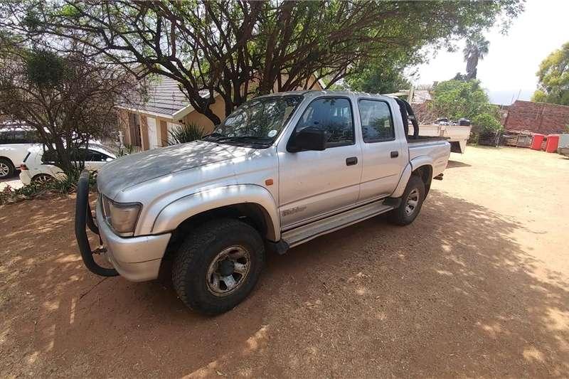 Toyota Raider 2001