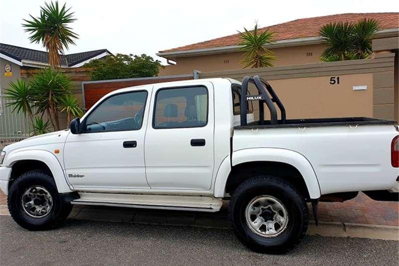 Toyota Raider 2002