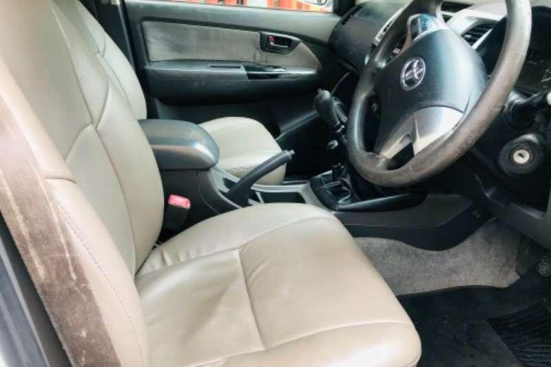 Toyota Raider Toyota Raider 3.0 2014