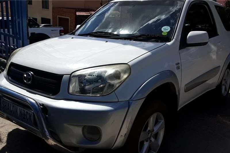 Used 2005 Toyota Rav4