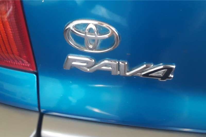 Used 2004 Toyota Rav4