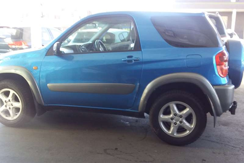 2004 Toyota Rav4 RAV4 180 3-door