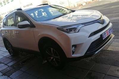 Used 2018 Toyota Rav4 RAV4 180 5 door