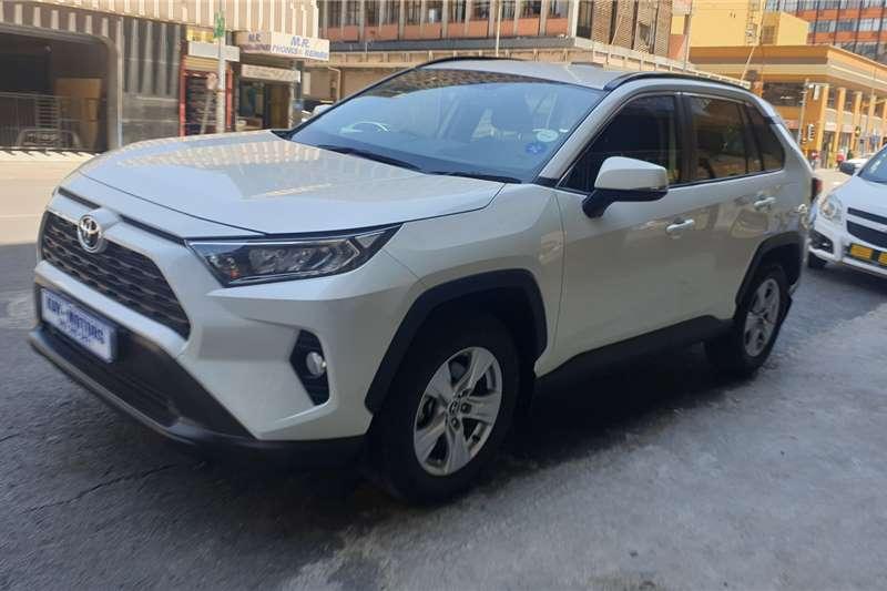 Toyota Rav4 180 5 door 2019