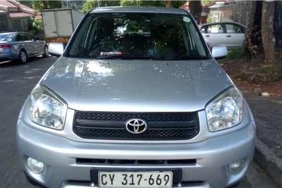Used 2005 Toyota Rav4 RAV4 180 5Dr