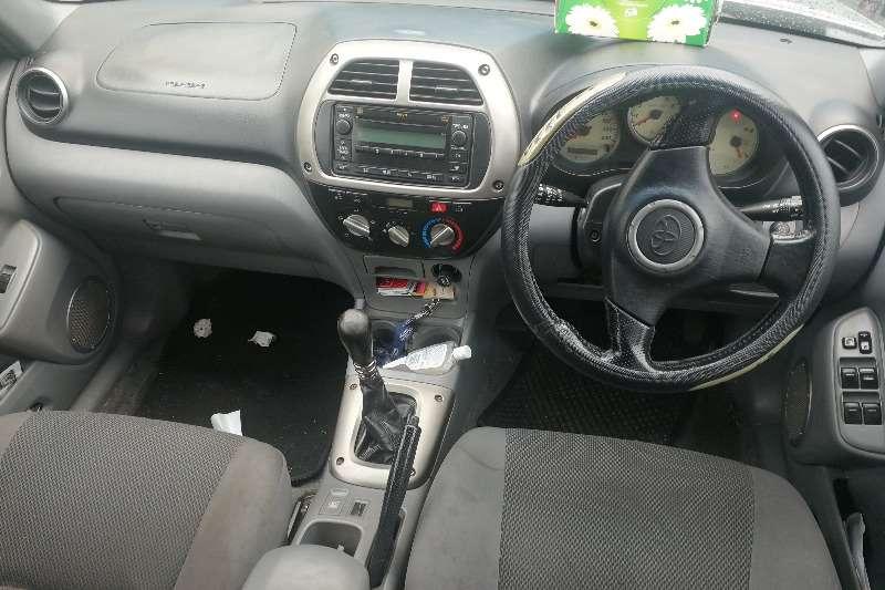 Used 2002 Toyota Rav4 RAV4 2.0 GX